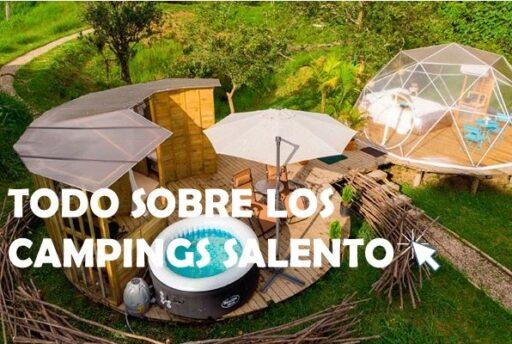 Campings y Glampings en Salento